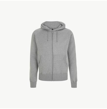 Happy hoodie med dragkedja, N51
