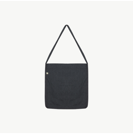 Happy Eco recycled twill tote, 61
