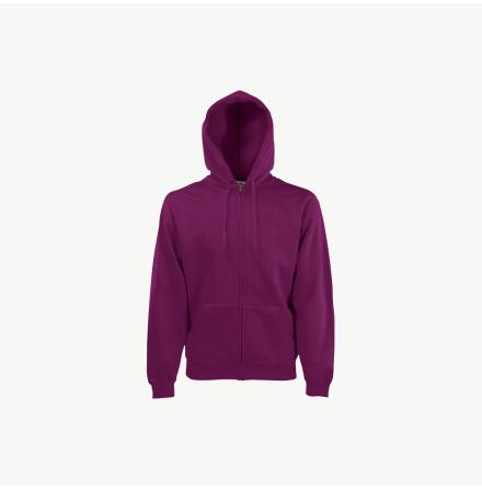 Brian, Zipper hoodie