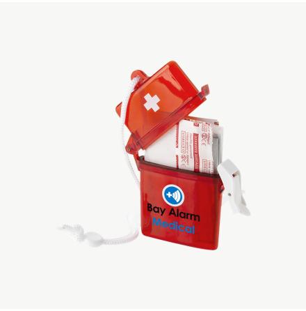 Första hjälpen -10 delars kit