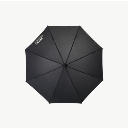 "23"" Chesterfield, automatiskt paraply i svart"