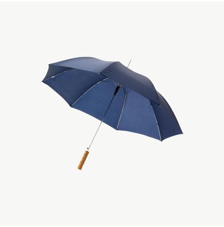 """23"""" Boel paraply med trähandtag"""