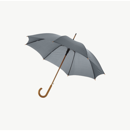 "23"" Lila, klassiskt paraply"