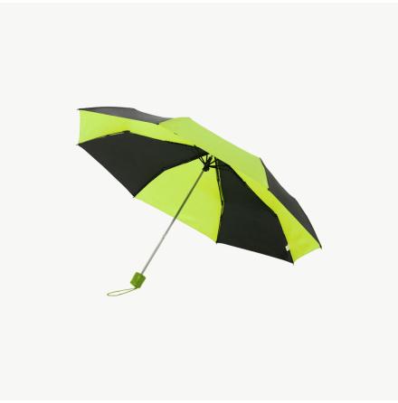 Rainy, 3-sektions paraply i färg mix