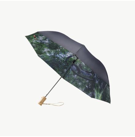 """23 """" Paraply med skogsmotiv"""