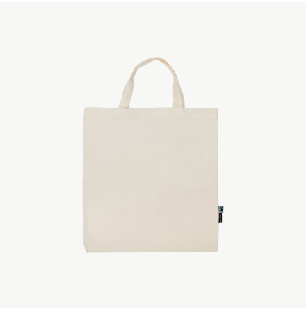 Lightweight Nature Eco Totebag, Short
